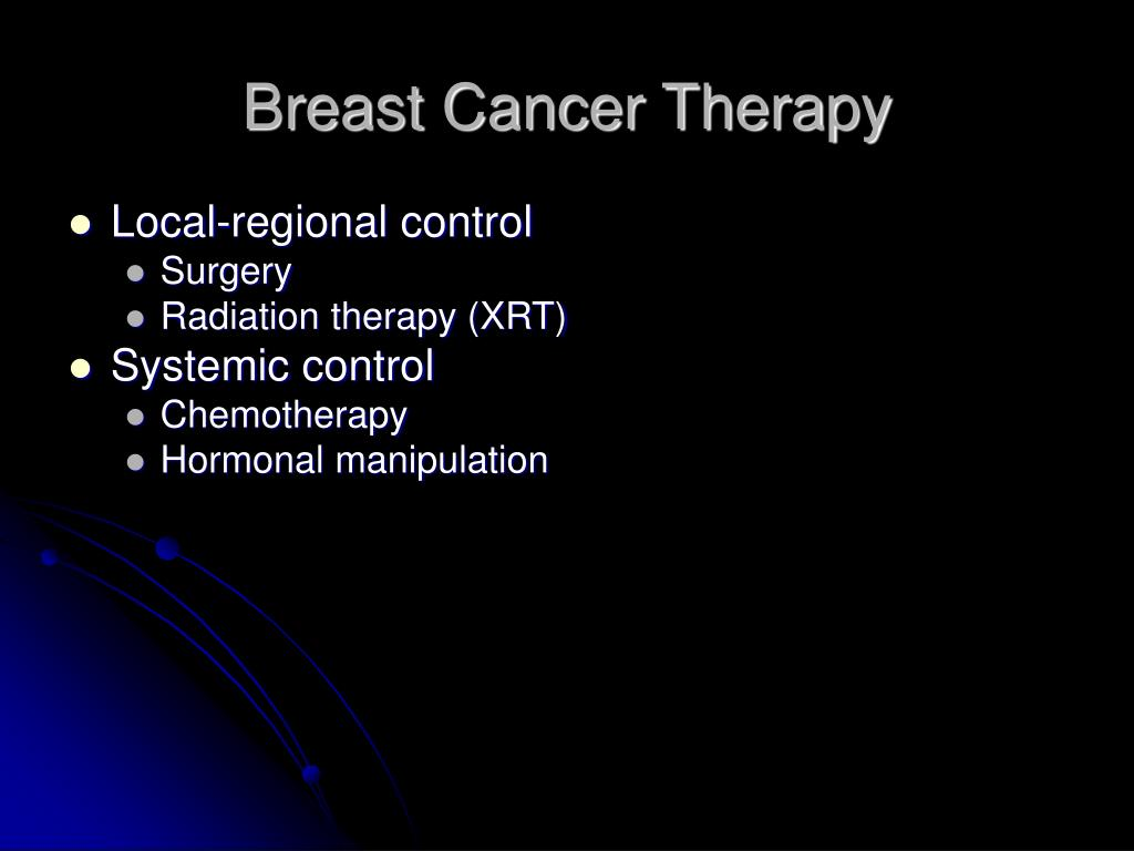 Breast Cancer Therapy