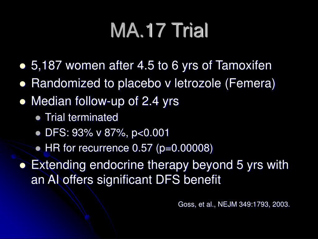 MA.17 Trial