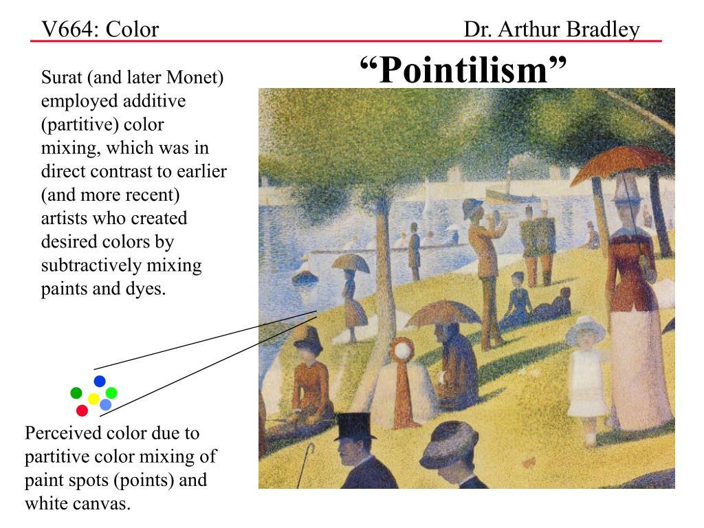 """""""Pointilism"""""""