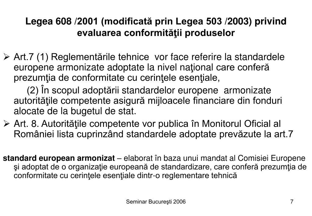Legea 608