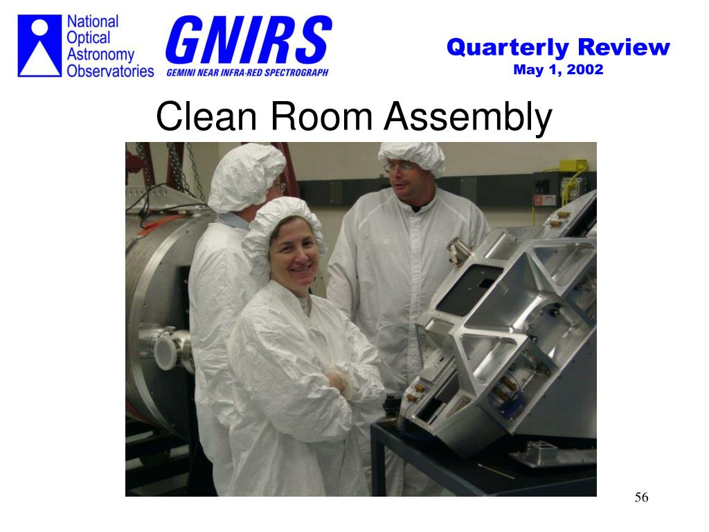 Clean Room Assembly