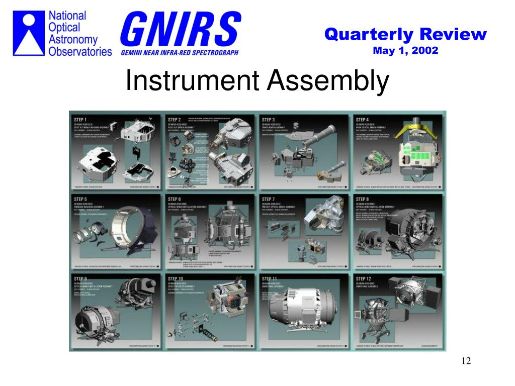 Instrument Assembly