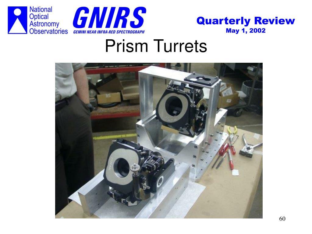Prism Turrets