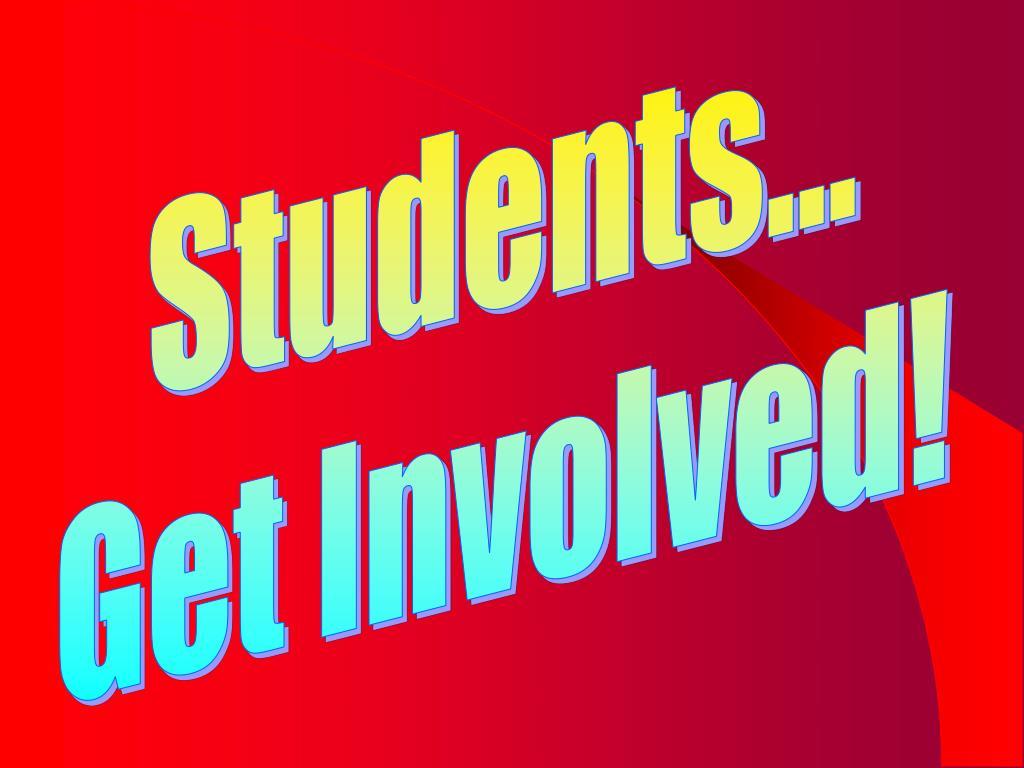 Students...