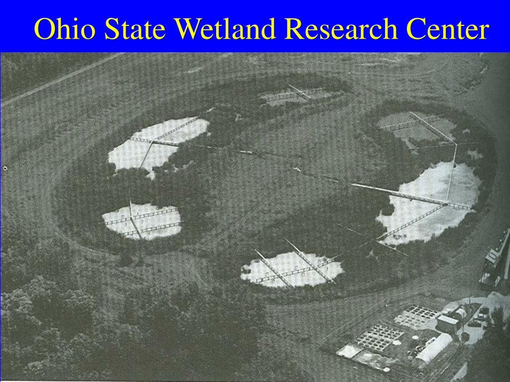 Ohio State Wetland Research Center