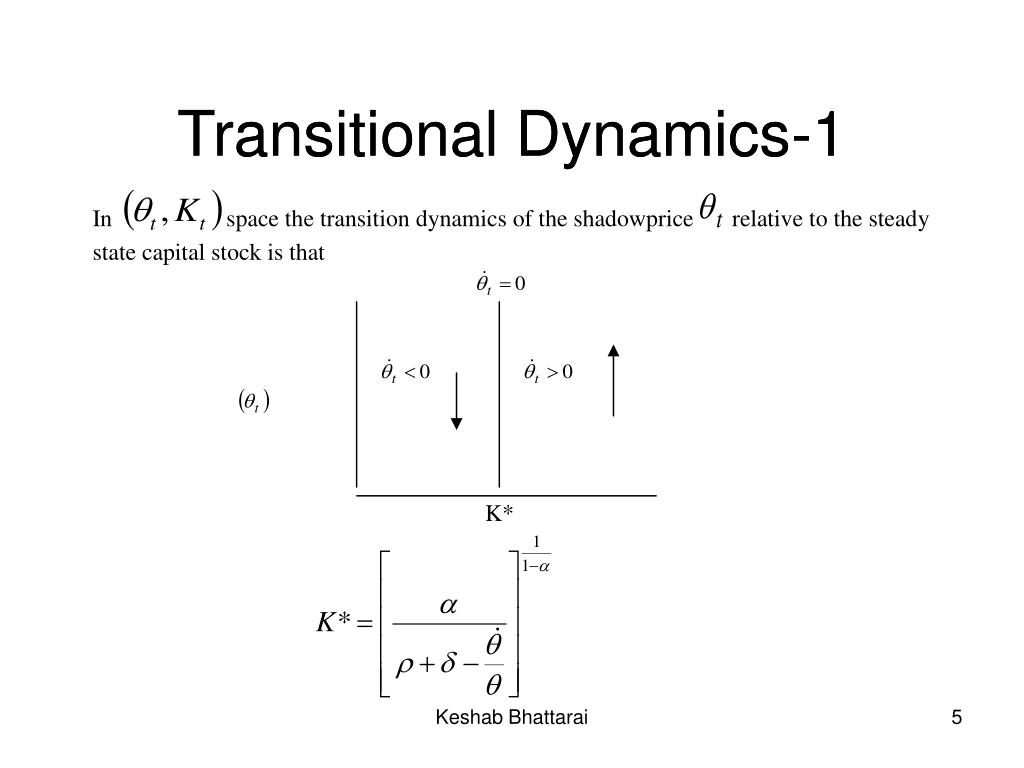 Transitional Dynamics-1