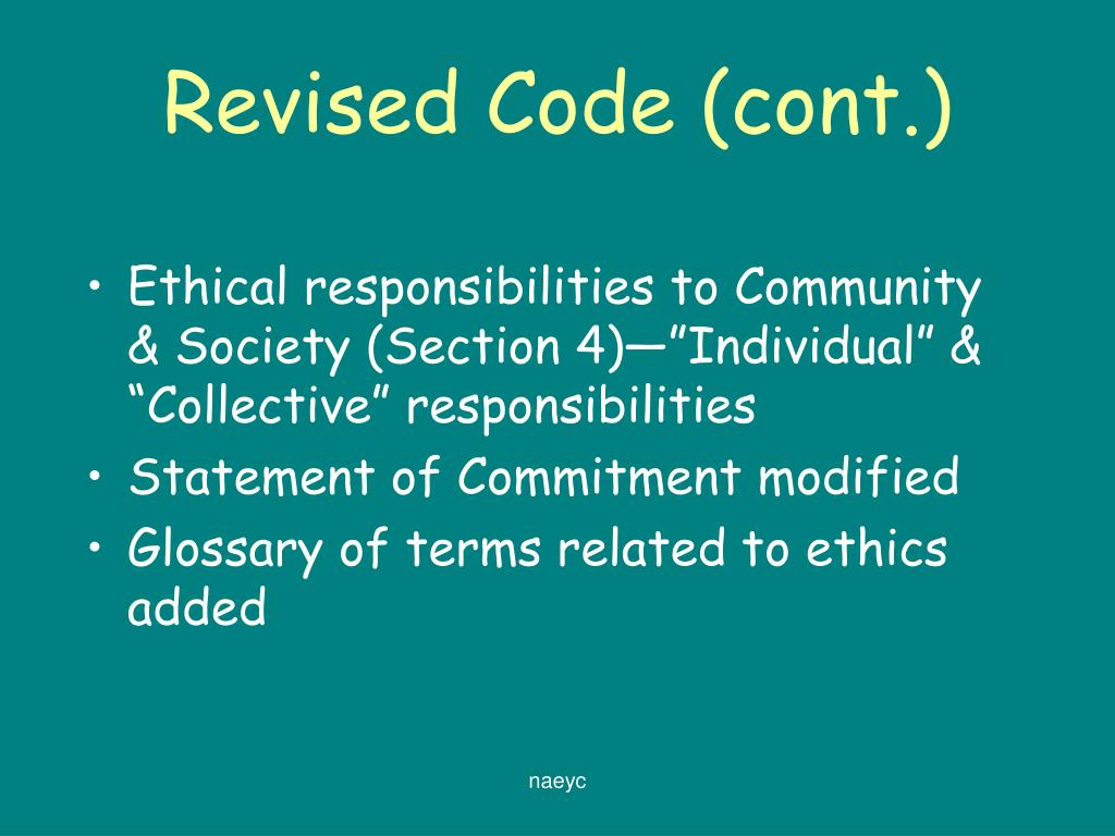 terms related to ethics