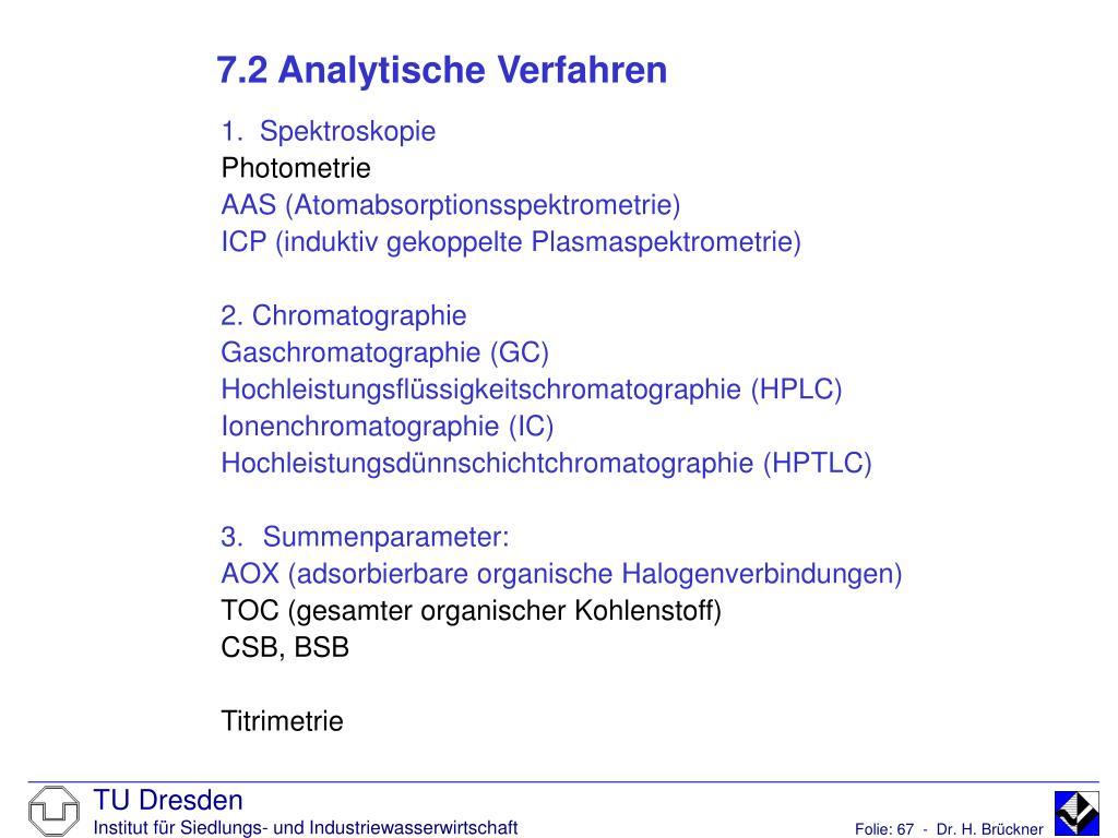 1.  Spektroskopie