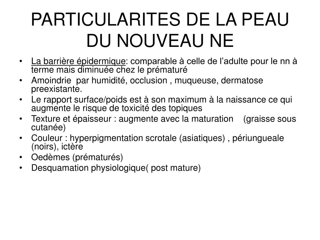 ppt dermatologie pediatrique powerpoint presentation id 585992