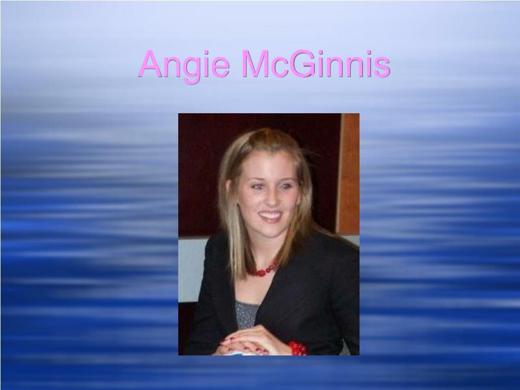 Angie McGinnis