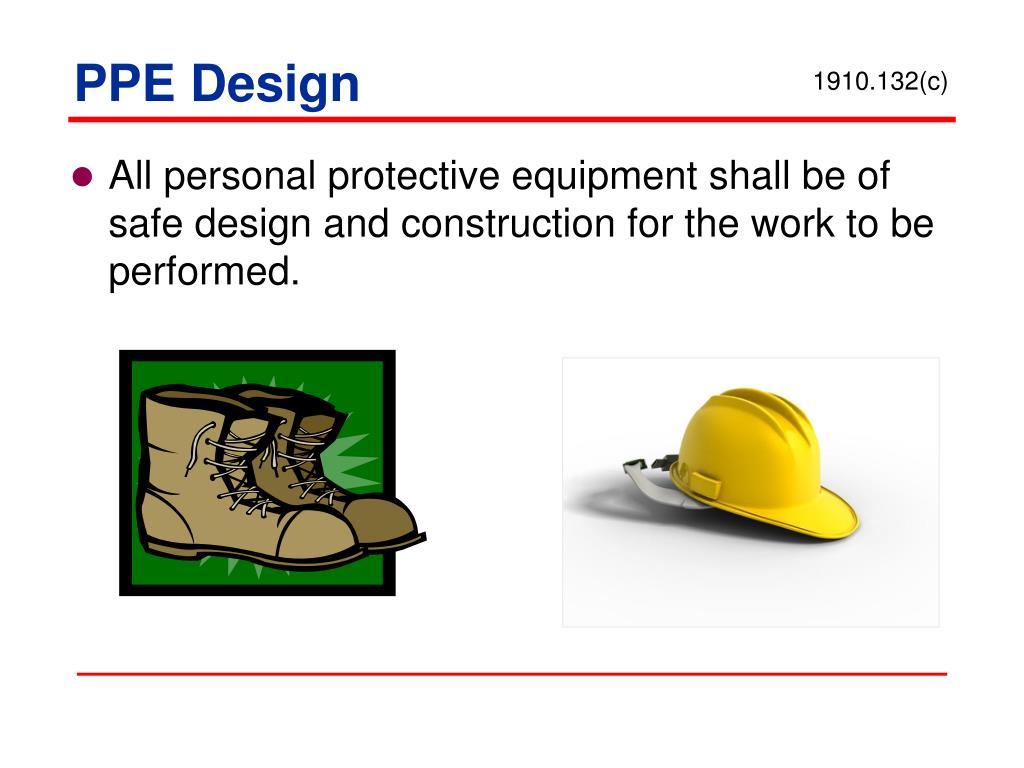 PPE Design