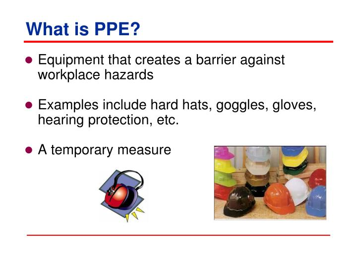 What is ppe l.jpg