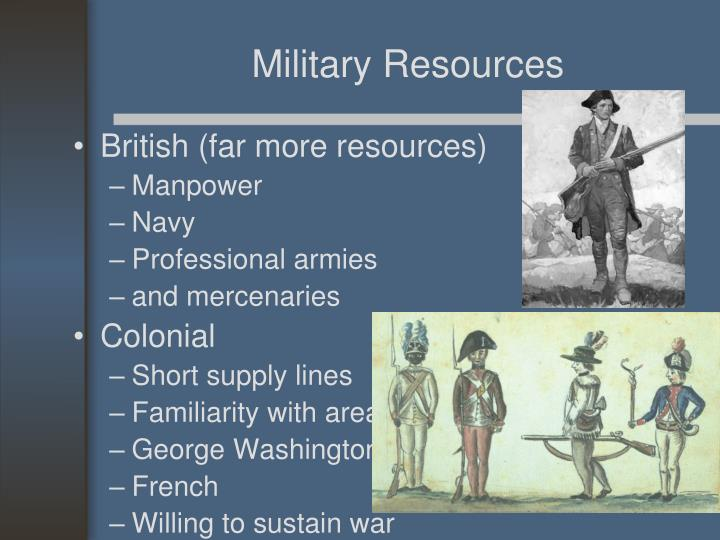 Military resources l.jpg
