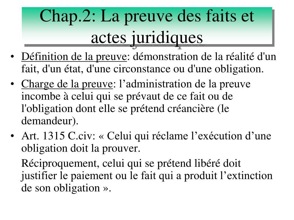 actes juridiques définition