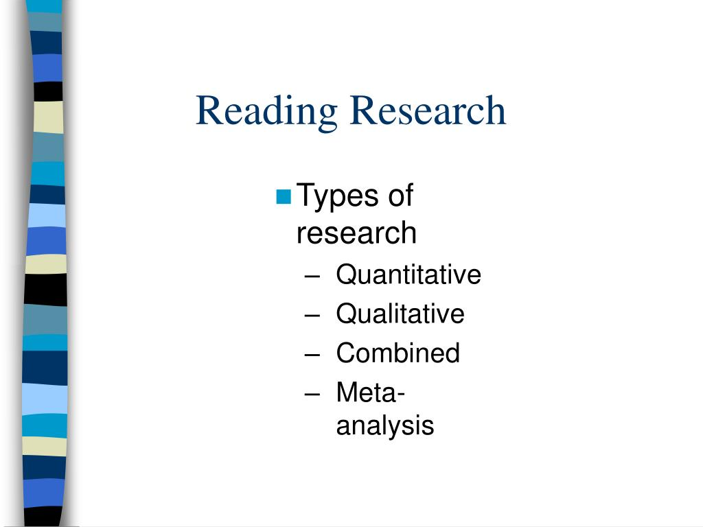 the ethical considerations regarding nonexperimental qualitative research Sample thesis chapter 3 : research methodology on the real estate sector in hong kong chapter 3 research methodology 31.