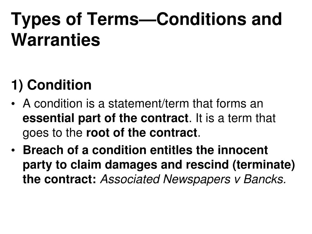 Warranty Terms & Conditions - Xerox Scanners US