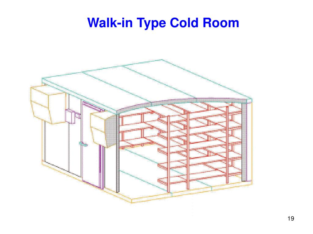 Walk-in Type Cold Room
