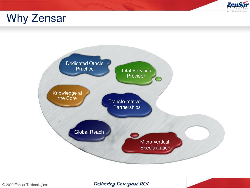 Why Zensar