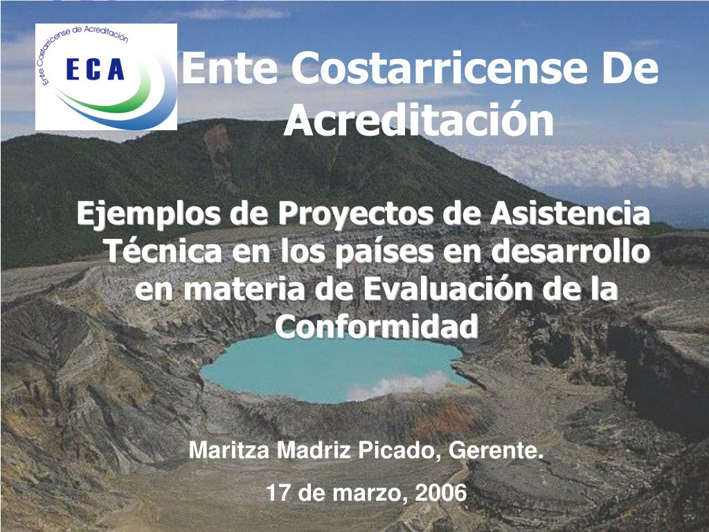 Ente Costarricense De Acreditación