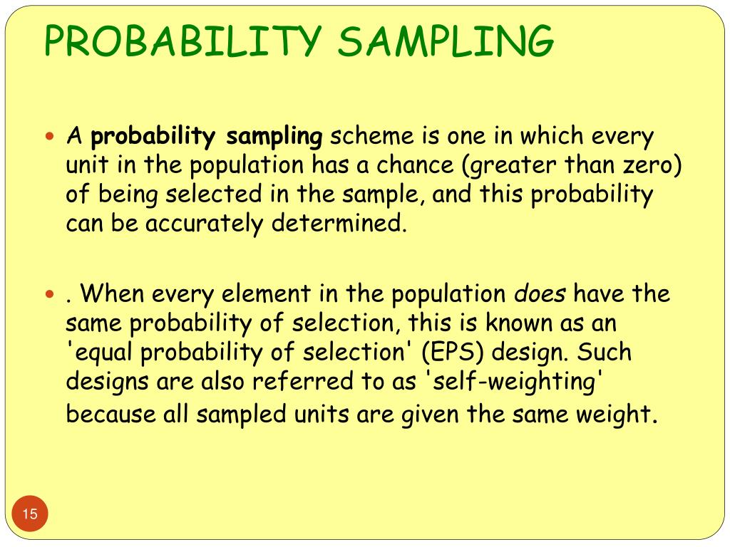 multiphase sampling Multiphase sampling proportion of forest in an area, double sampling (two-phase sampling) for stratification, as described by cochran (1977), may turn out to be the.