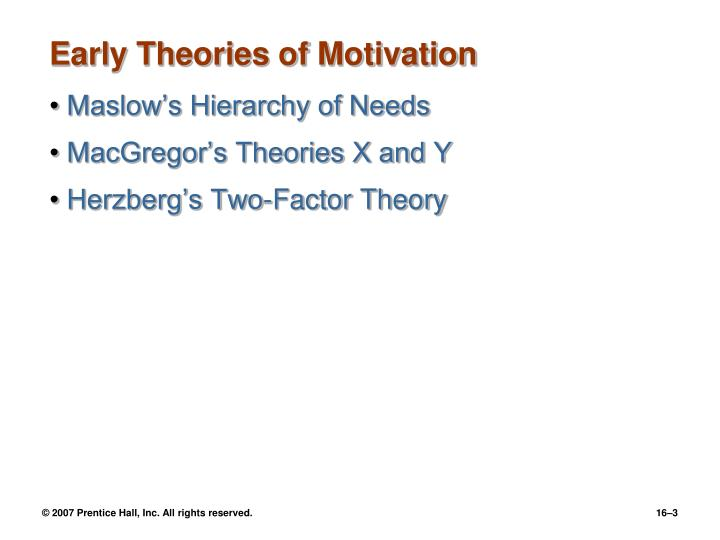 Early theories of motivation l.jpg