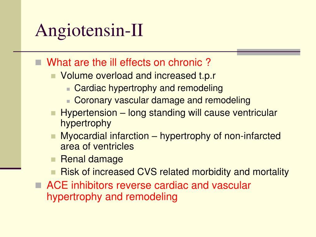 Angiotensin-II