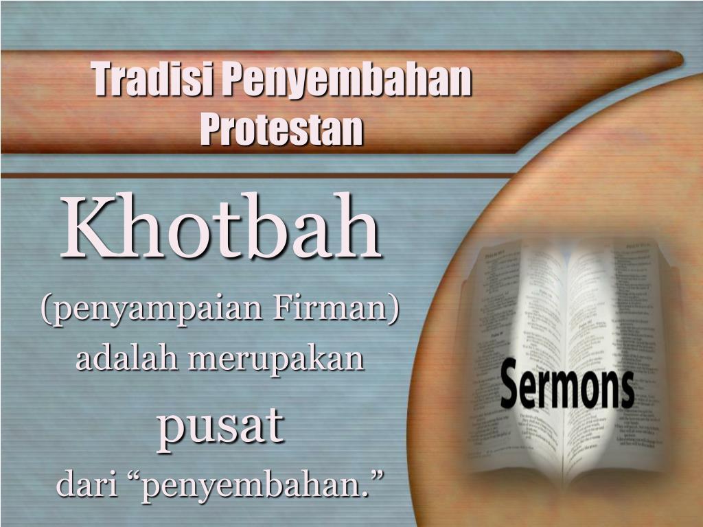 Tradisi Penyembahan