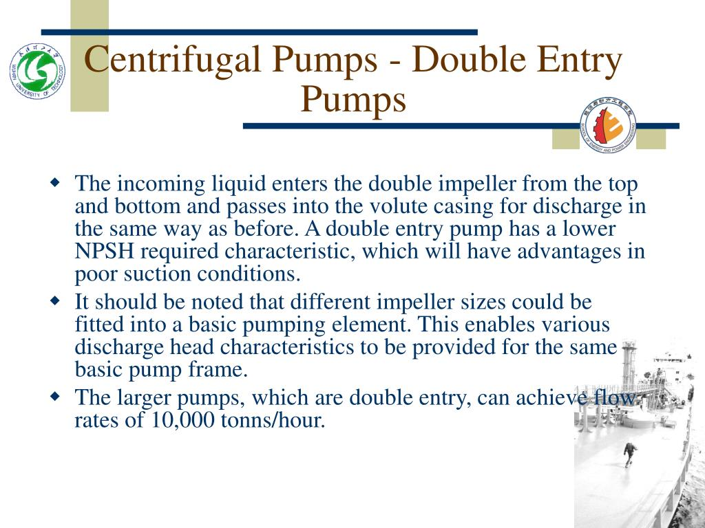 Centrifugal Pumps - Double Entry Pumps