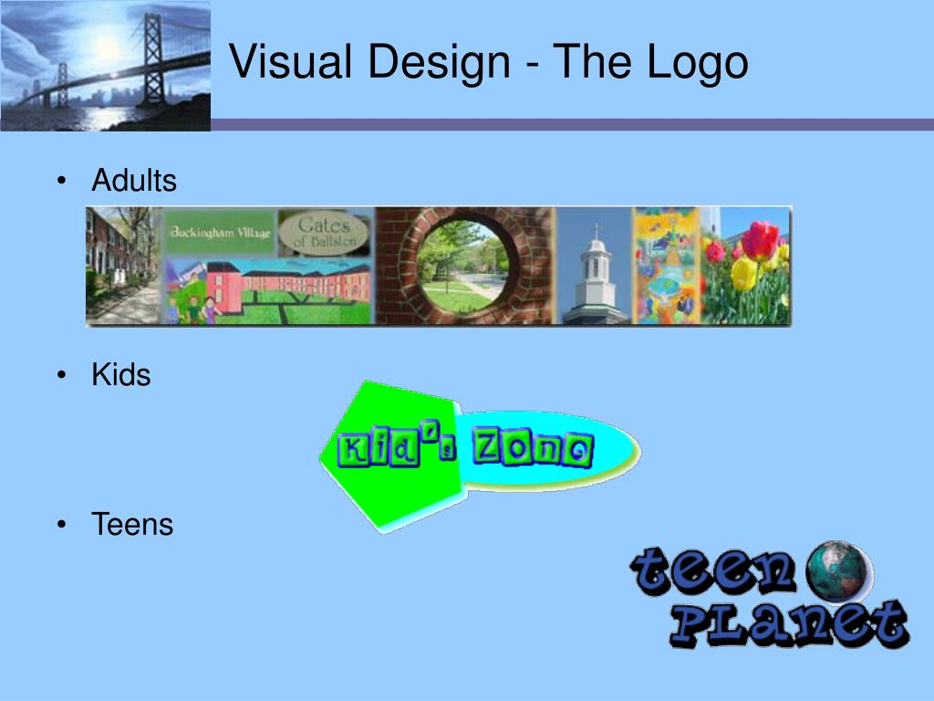 Visual Design - The Logo