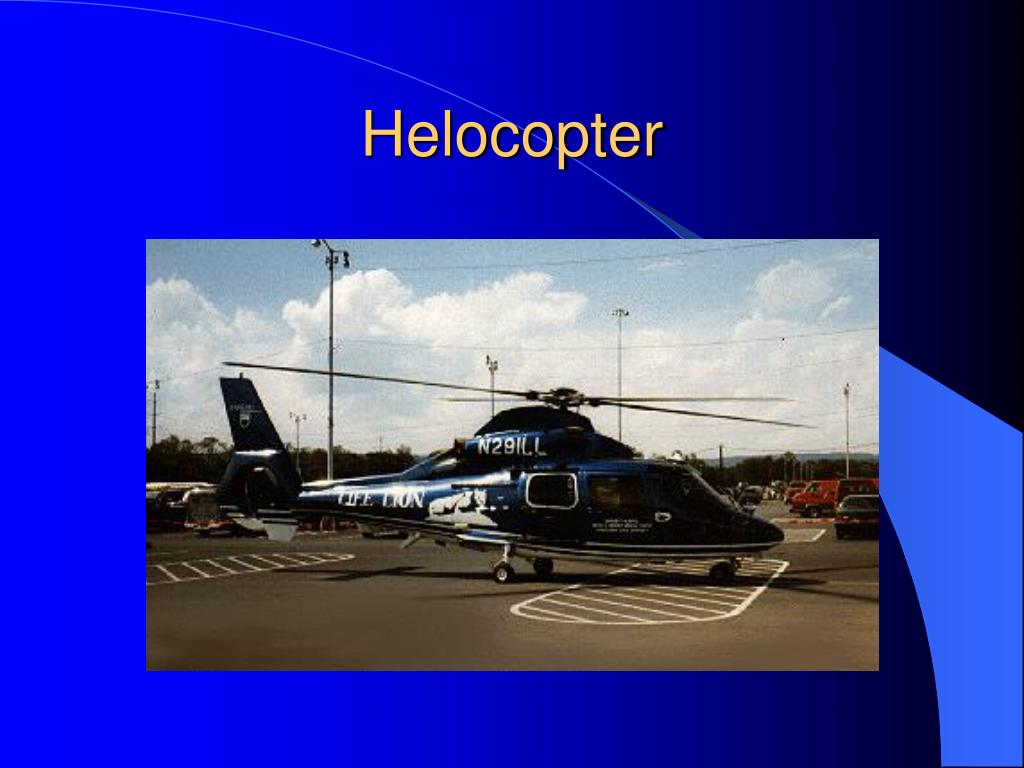 Helocopter