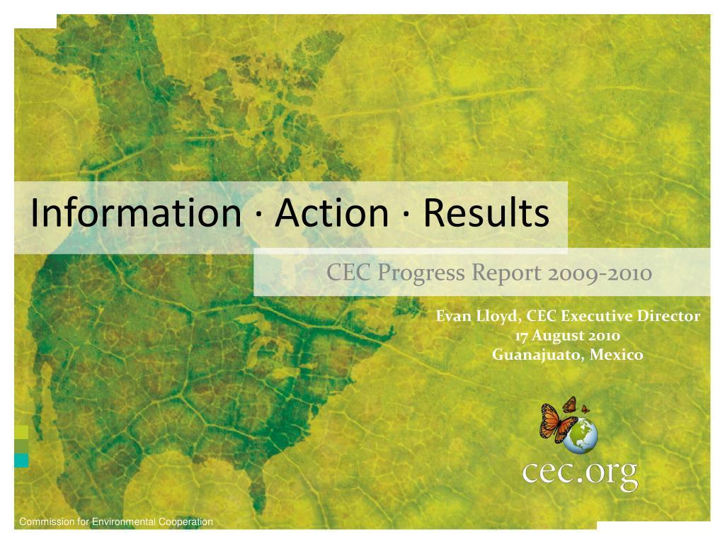Information · Action · Results
