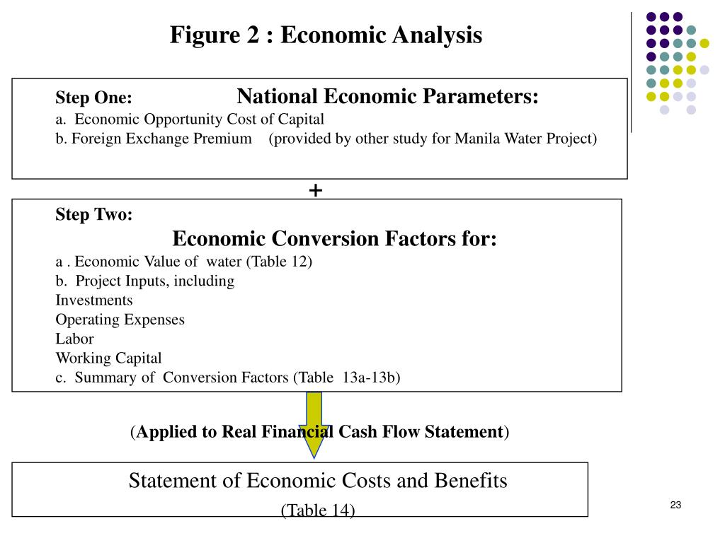 Figure 2 : Economic Analysis