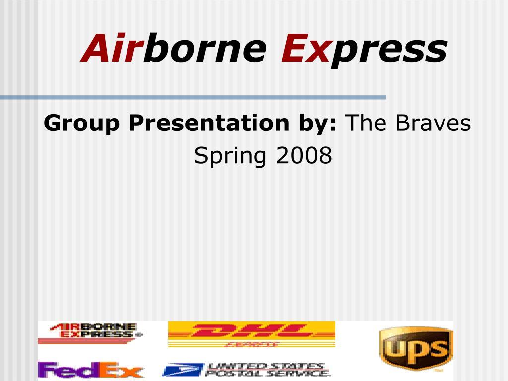 air borne ex press