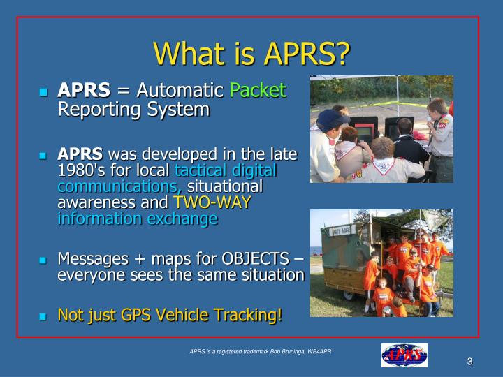 What is aprs3 l.jpg