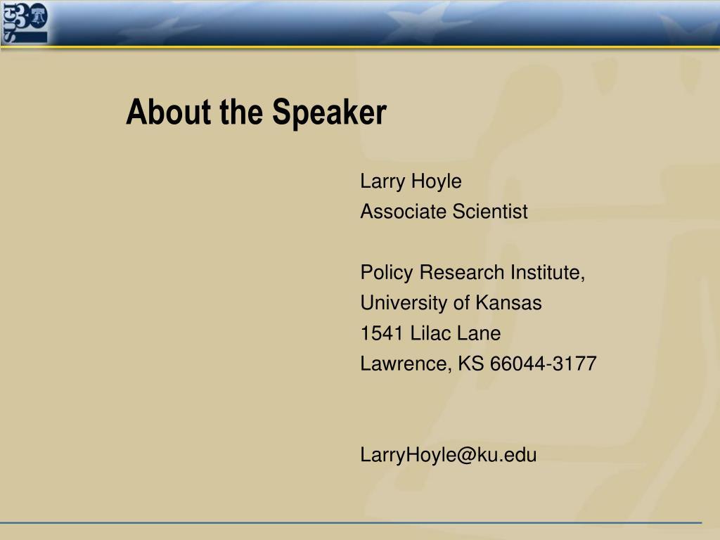 Larry Hoyle
