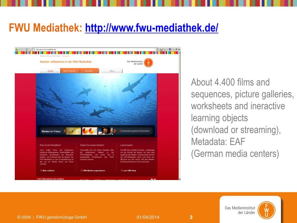 FWU Mediathek: