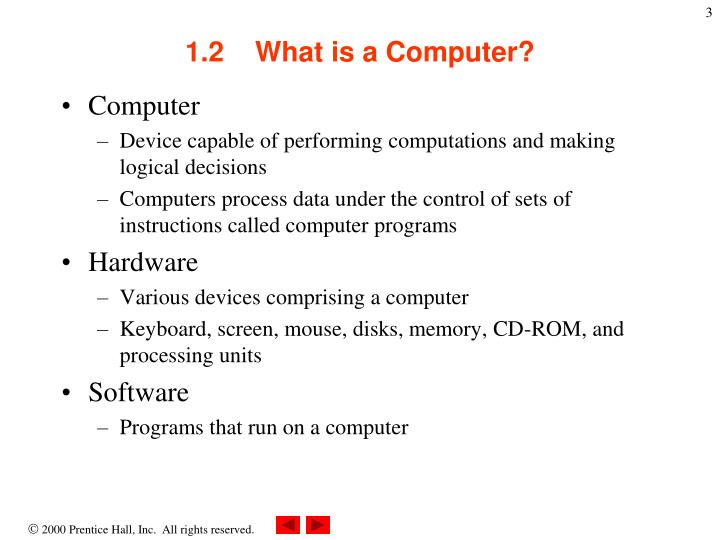1 2 what is a computer