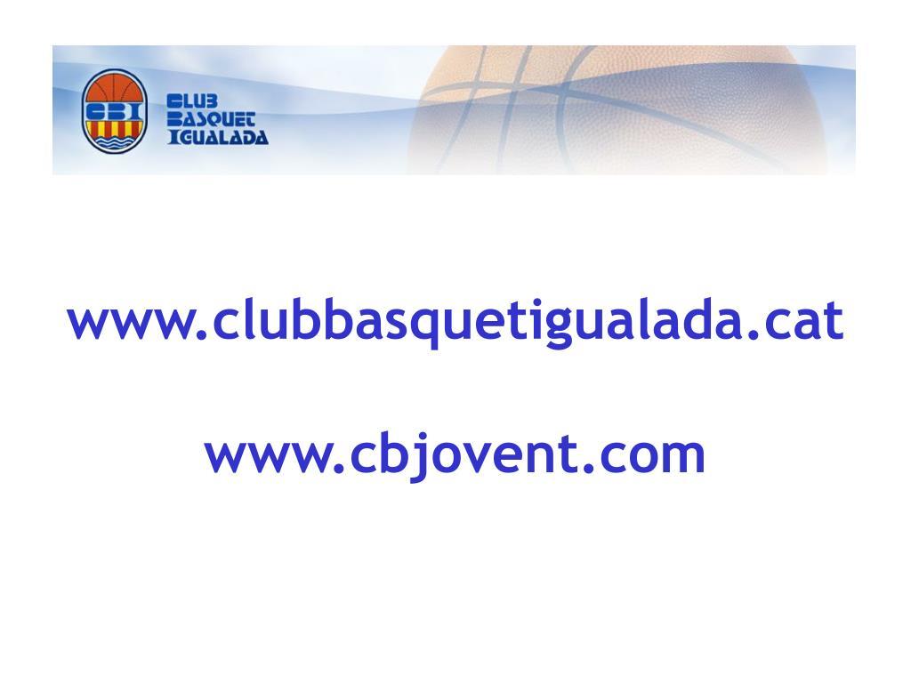 www.clubbasquetigualada.cat