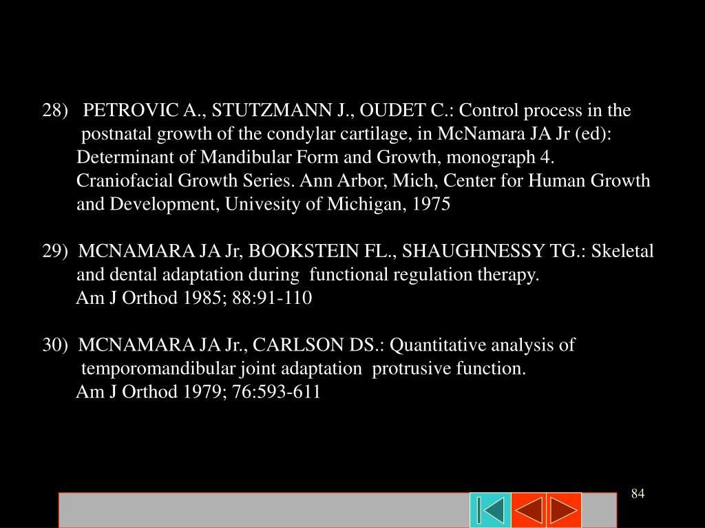 28)   PETROVIC A., STUTZMANN J., OUDET C.: Control process in the