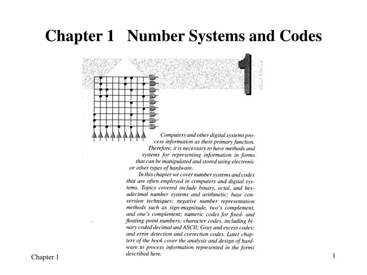 Chapter 1 number systems and codes l.jpg