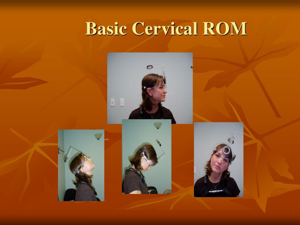 Basic Cervical ROM