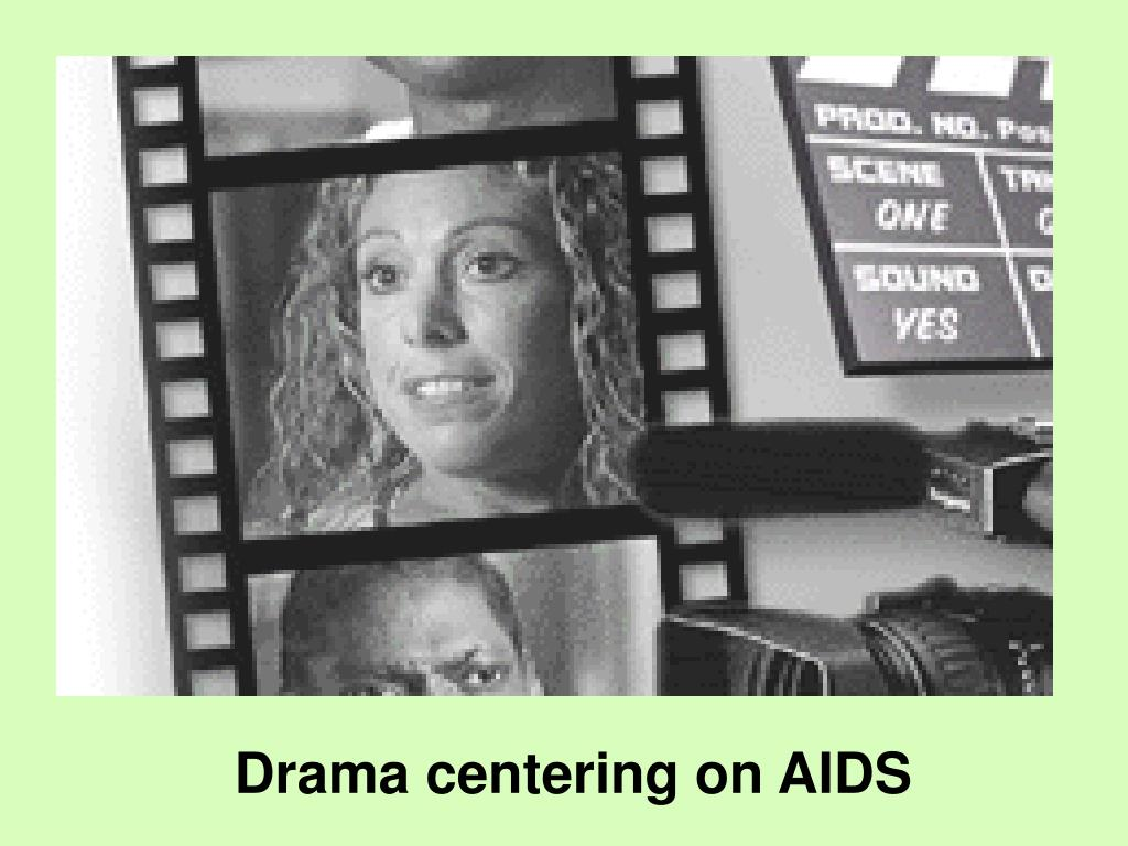 Drama centering on AIDS