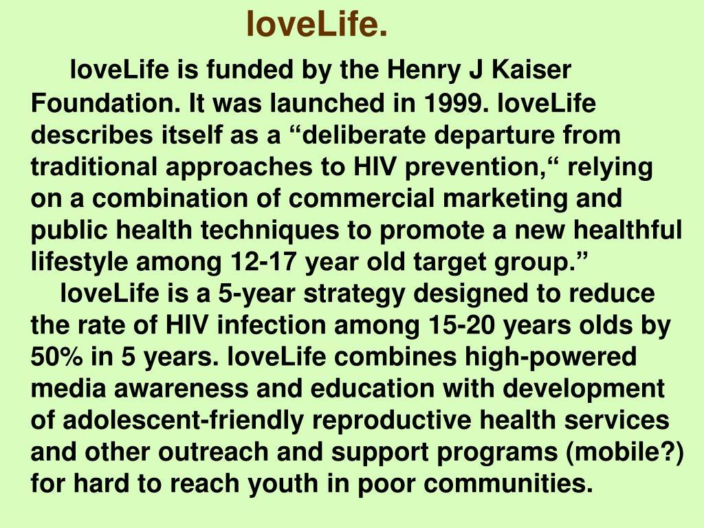 loveLife.