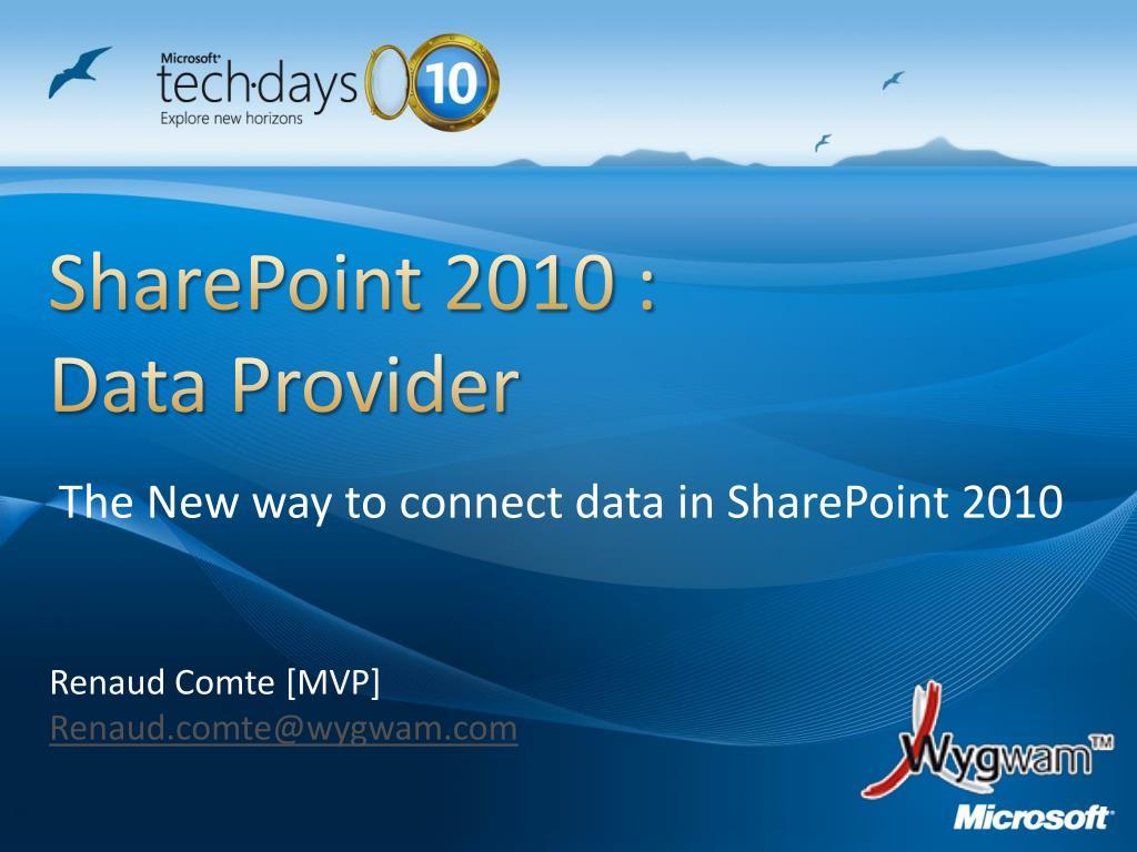 SharePoint 2010 :