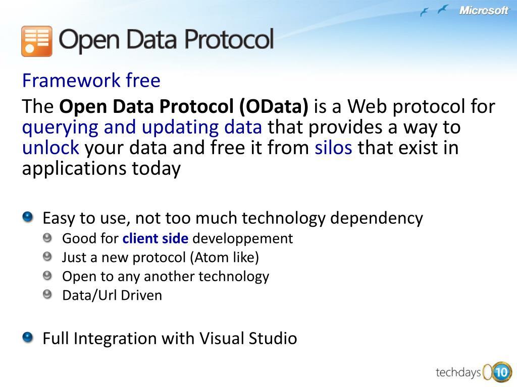Framework free