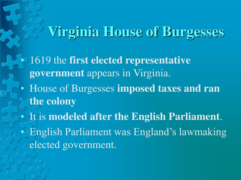 mayflower compact and house of burgesses Mayflower compact apush questions focus on the significance of this document establishing one of america's oldest governments in the house of burgesses.