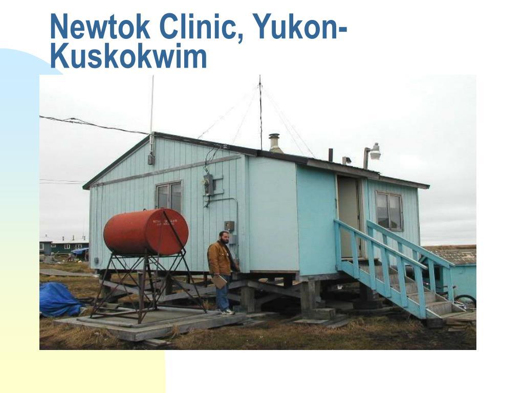 Newtok Clinic, Yukon-Kuskokwim