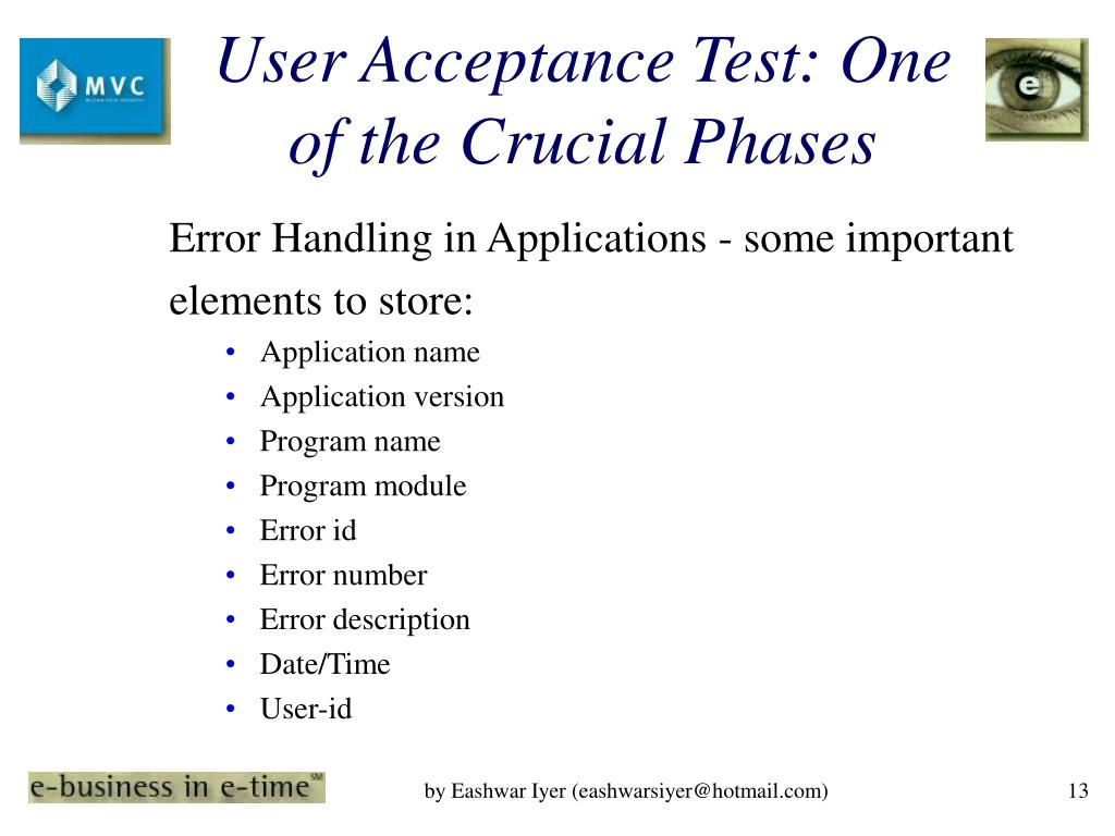 User Acceptance Test: One of the Crucial Phases