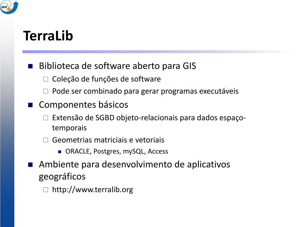 TerraLib
