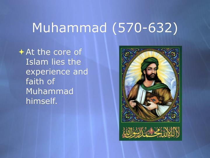 Muhammad (570-632)